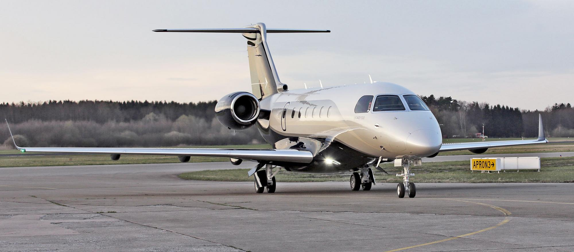 Embraer's Legacy 500