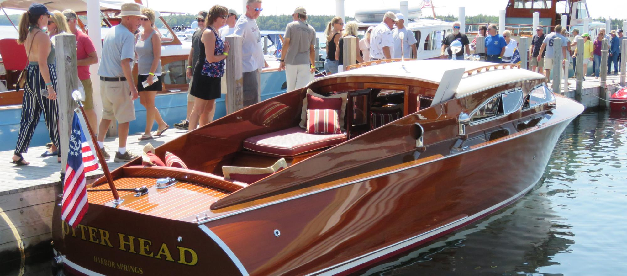 Aircraft Building Techniques Spur Comeback For Wooden Boats