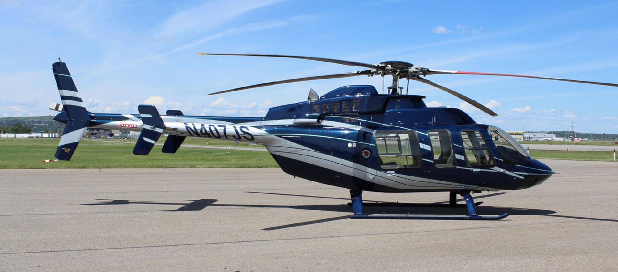 Eagle Copter 407HP