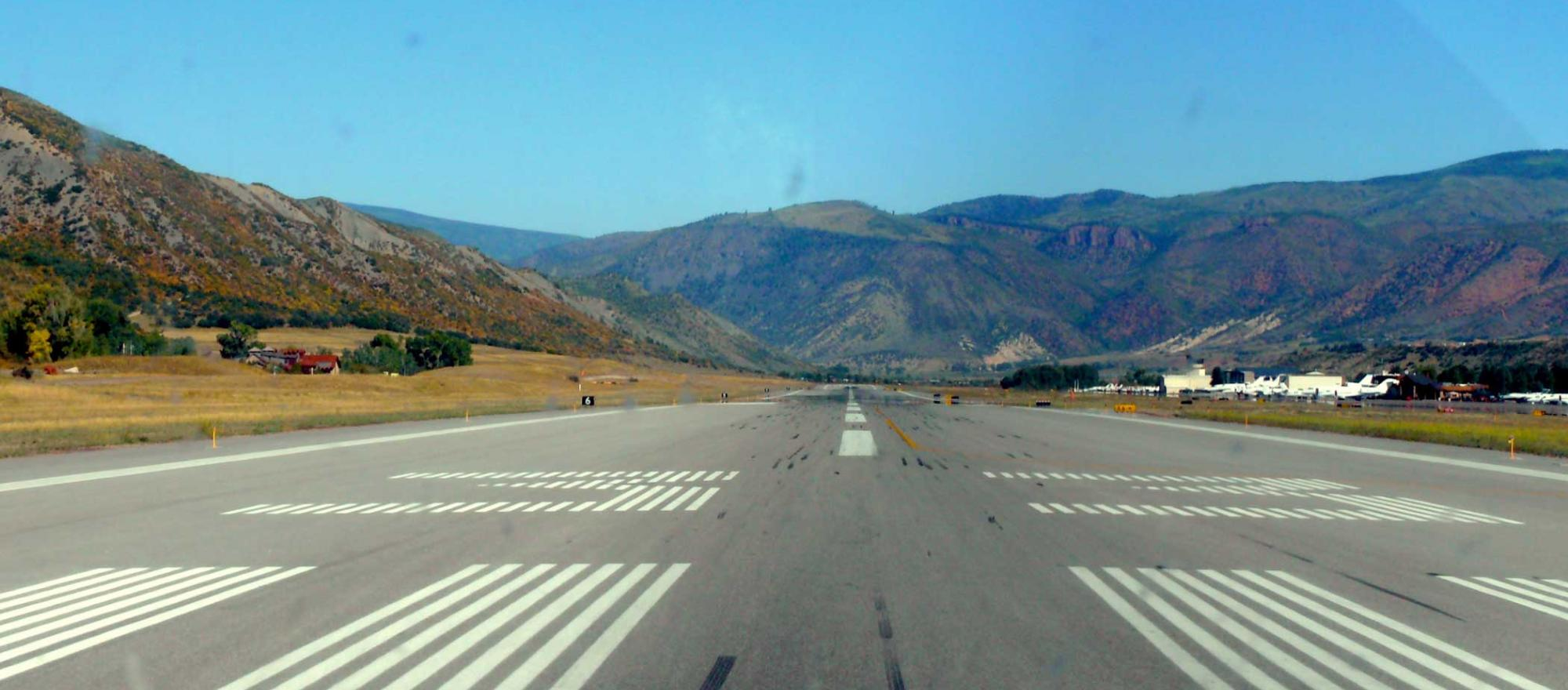Aspen/Pitkin County [Colorado] Airport (ASE)