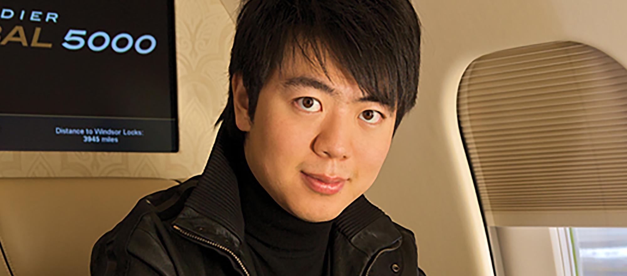 Lang lang business jet traveler i would like to do something different and record an album with many kinds o biocorpaavc Choice Image