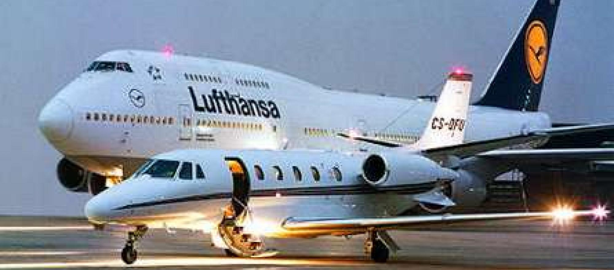 Lufthansa Private Jet Coming To North America