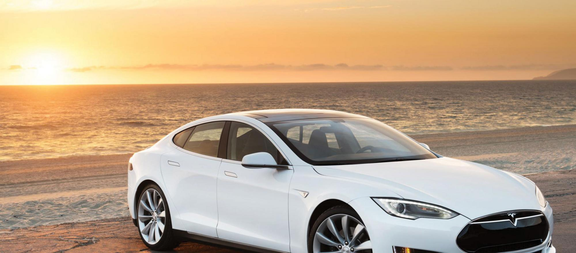 If you're thinking about buying a luxury electric car, there is only one choice, says our reviewer: the Tesla Model S.