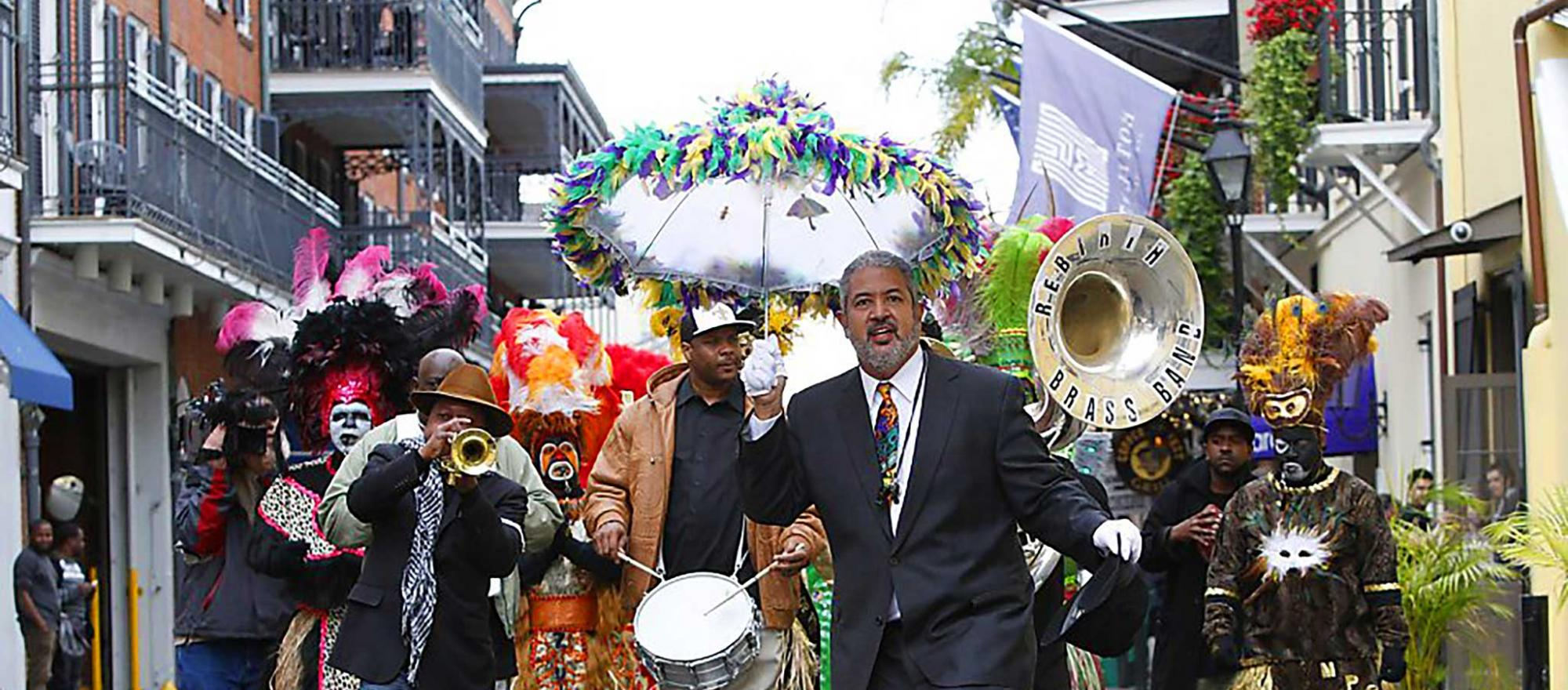 Help New Orleans Celebrate a Big Birthday | Business Jet
