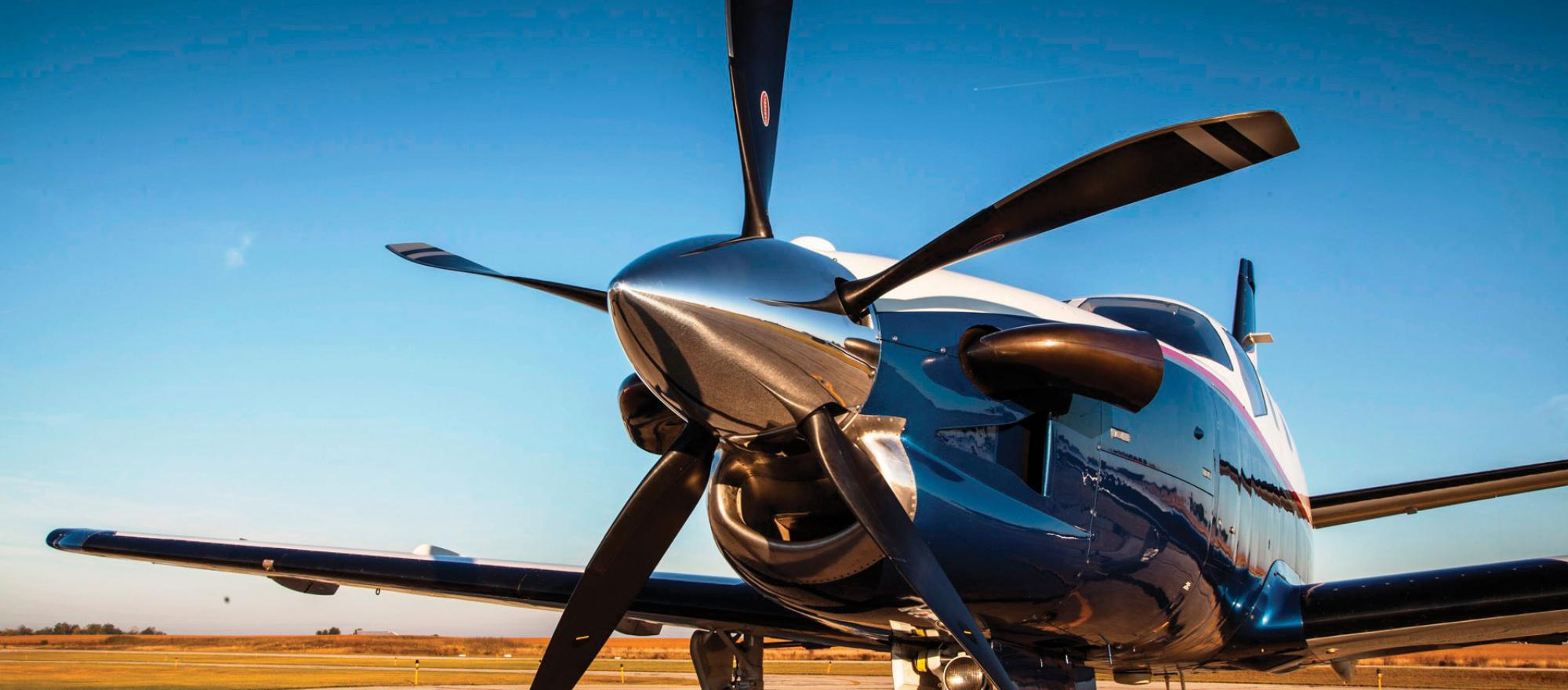 Turboprops are Back | Business Jet Traveler