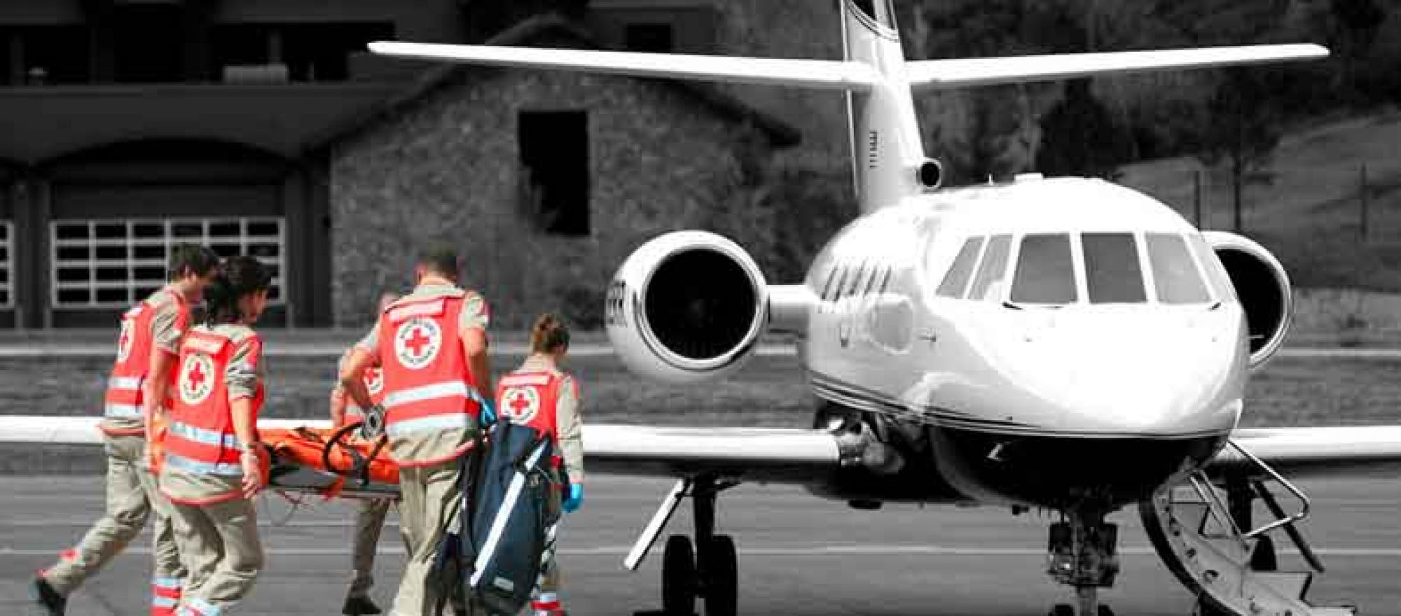 Private JetMD, a new worldwide medical-assistance program