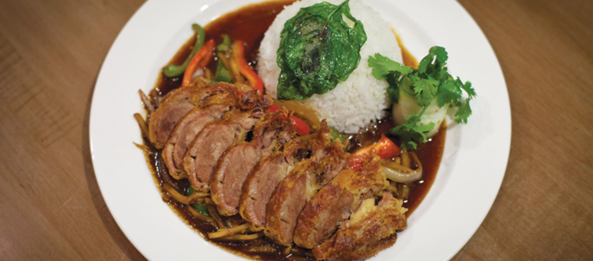Teton Thai: Hot Dishes, Cool Ambiance