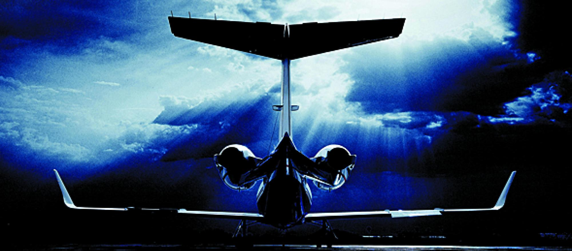 """Fractional is slightly more than 50 percent of our business,"" said Citationa"
