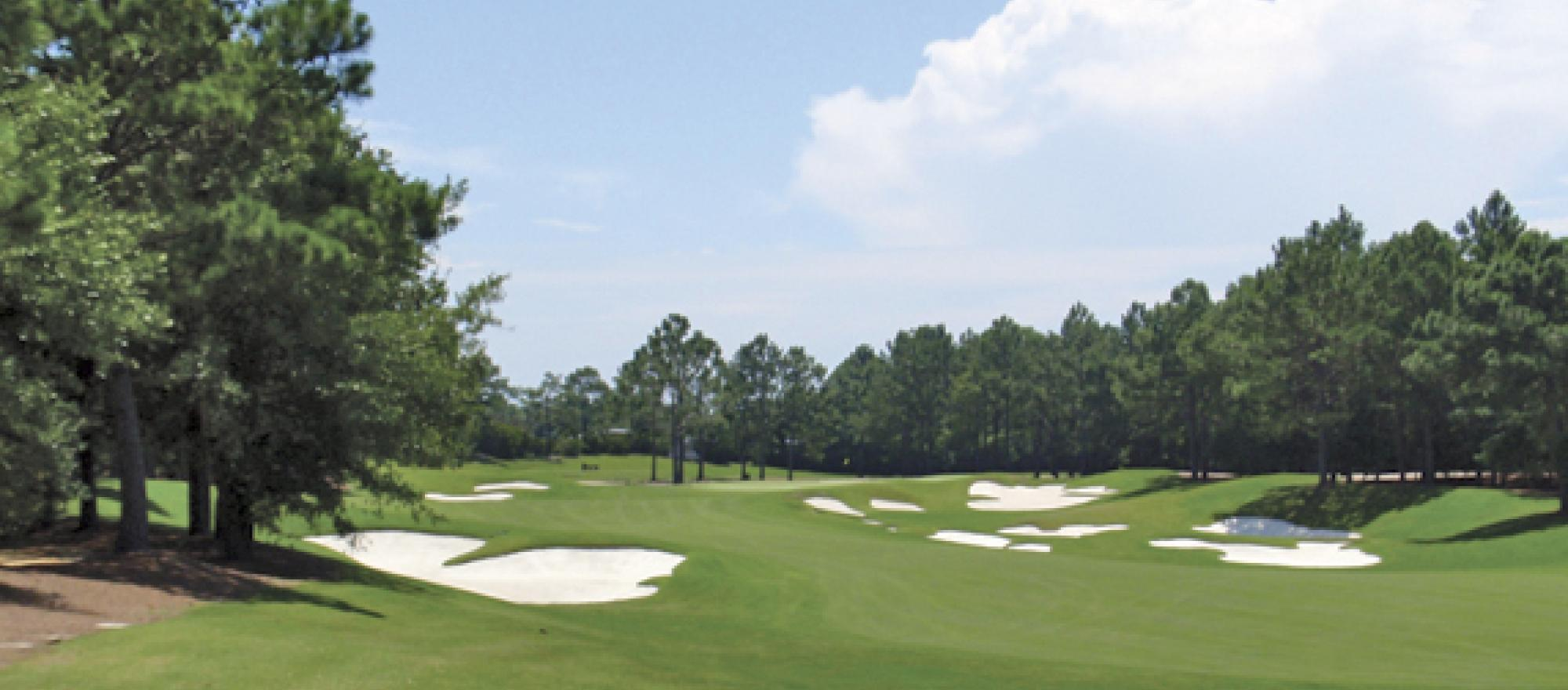 Eagle Point is underrated as a golf club and has some  of the best year-round