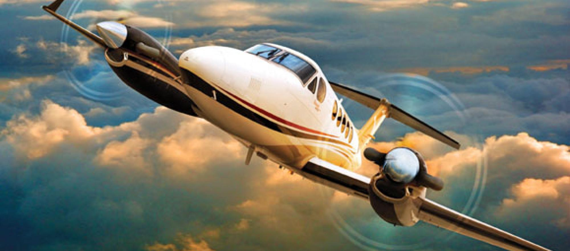 While the King Air 250's performance is impressive, you can enhance it even f