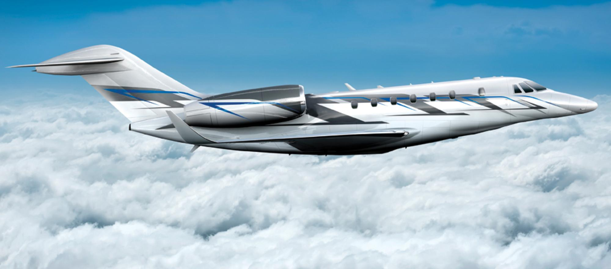 Cessna • Citation Ten