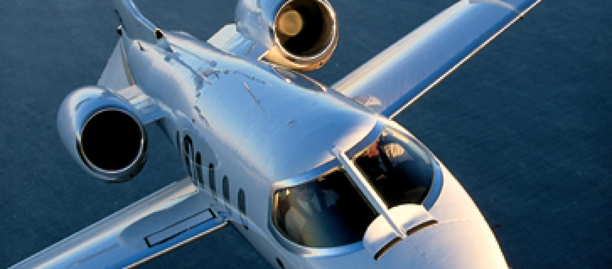 The Learjet 31 honored both pocket-rocket legacy and the Spartan cabin spir