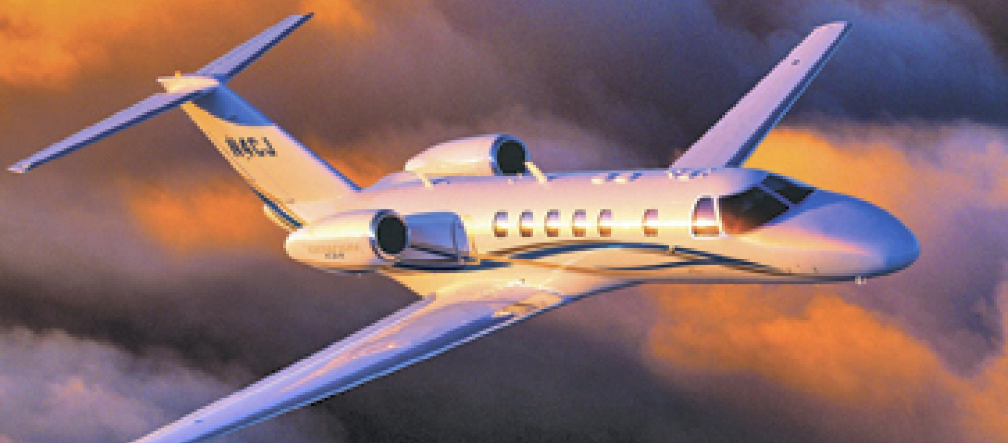 Cessna has suspended development of the Citation Columbus, but its other new
