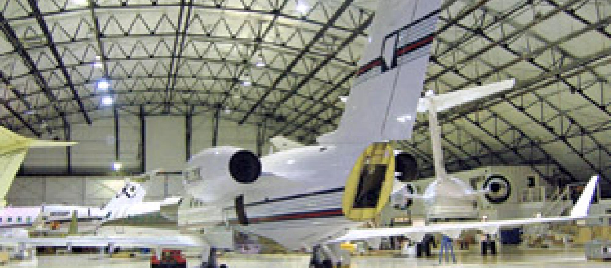 Even though your jet may be hibernating, don't try to skimp on costs by negle