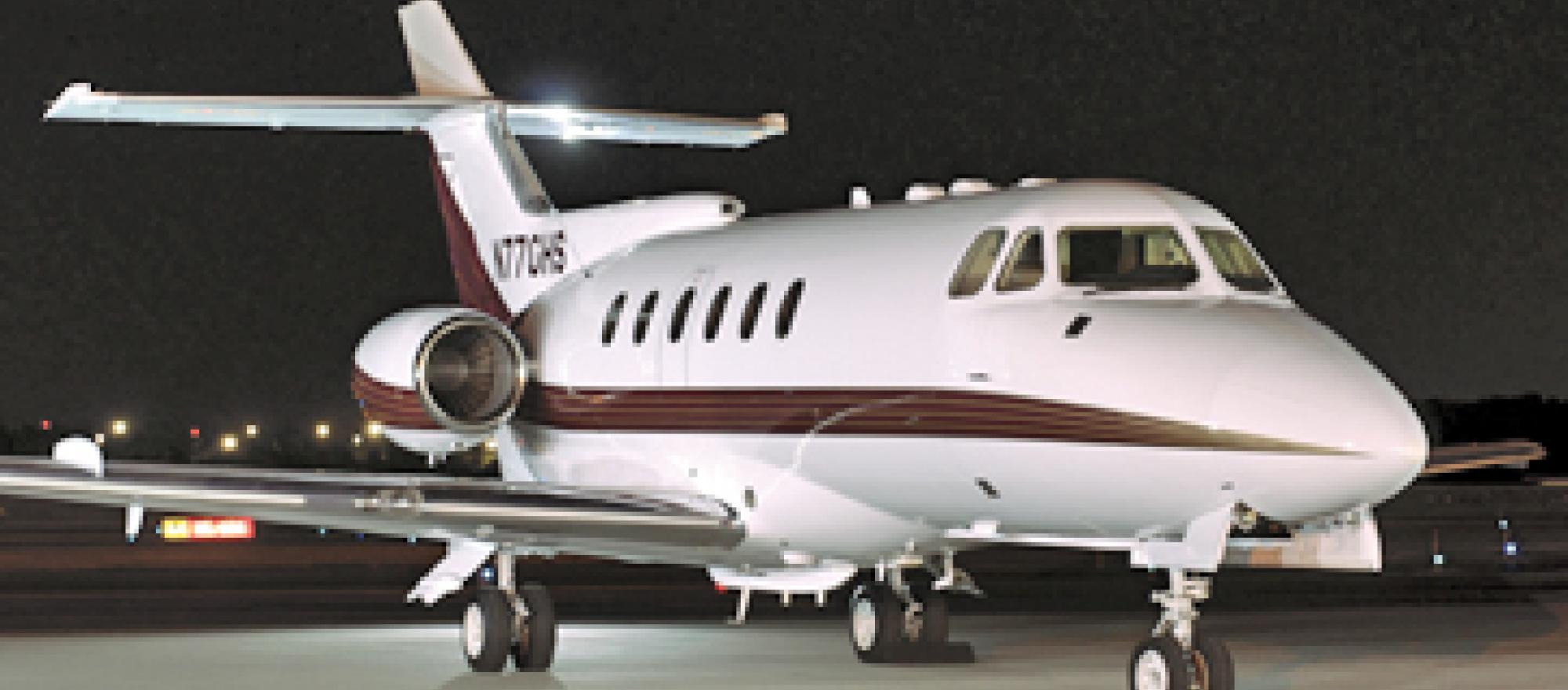 Three reasons explain why the Hawker 700s produced between 1977 and 1984 rema