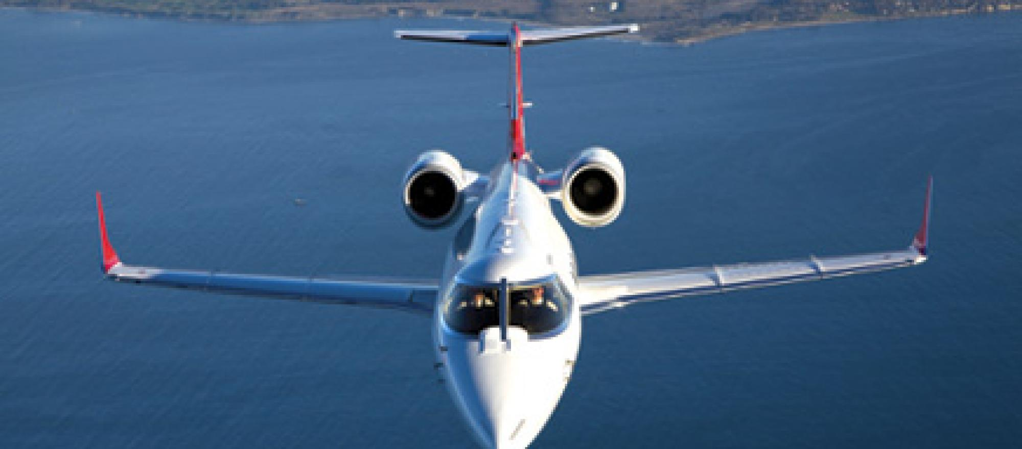 Jet Republic plans to buy up 110 Bombardier Learjet 60XRs, with deliveries of