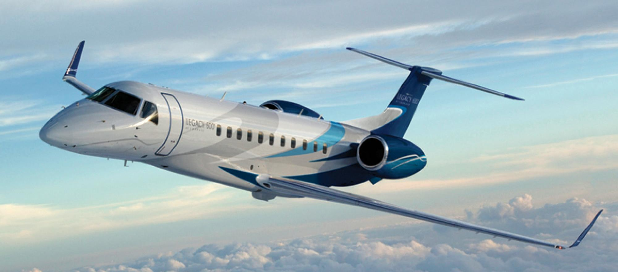 EMBRAER Legacy 600/650 - Specifications - Technical Data / Description