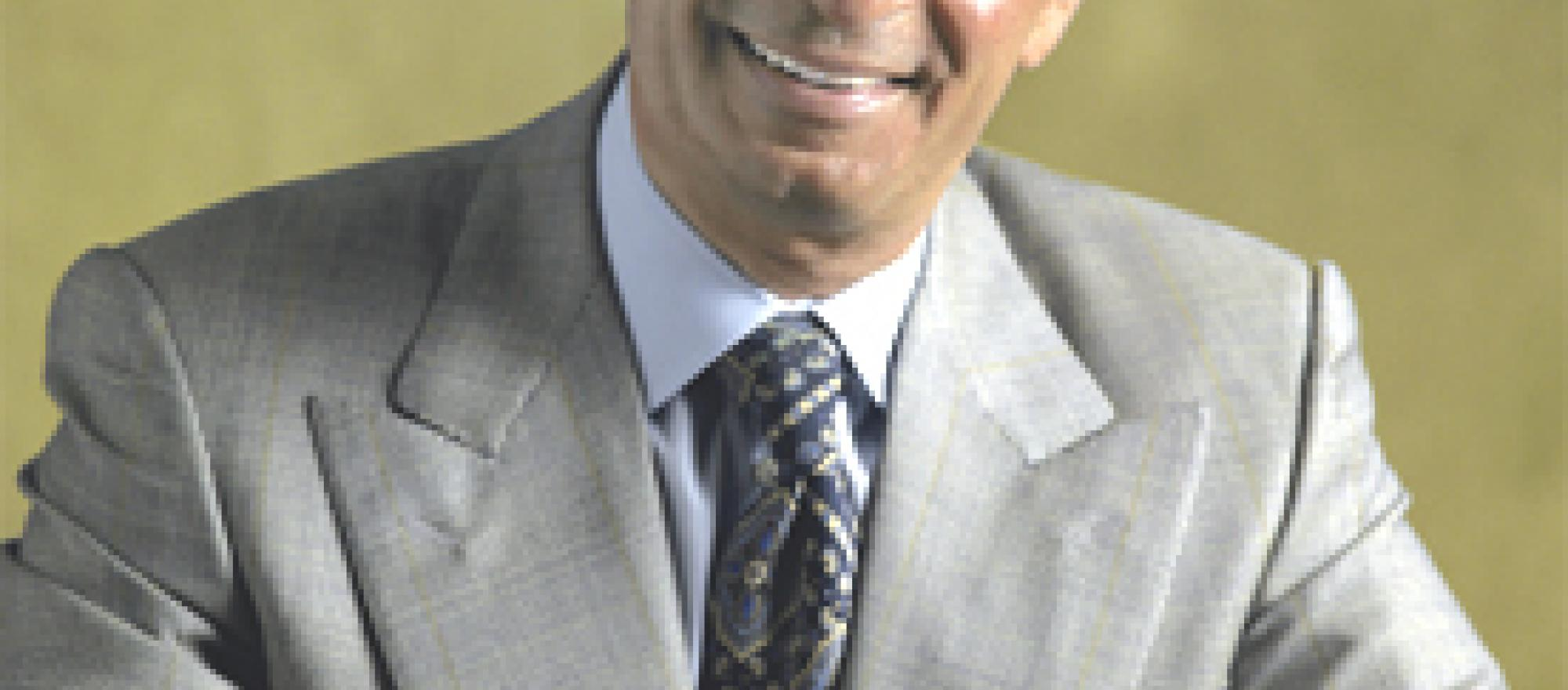 Richard Santulli wrote the rules on fractional ownership, and in the process