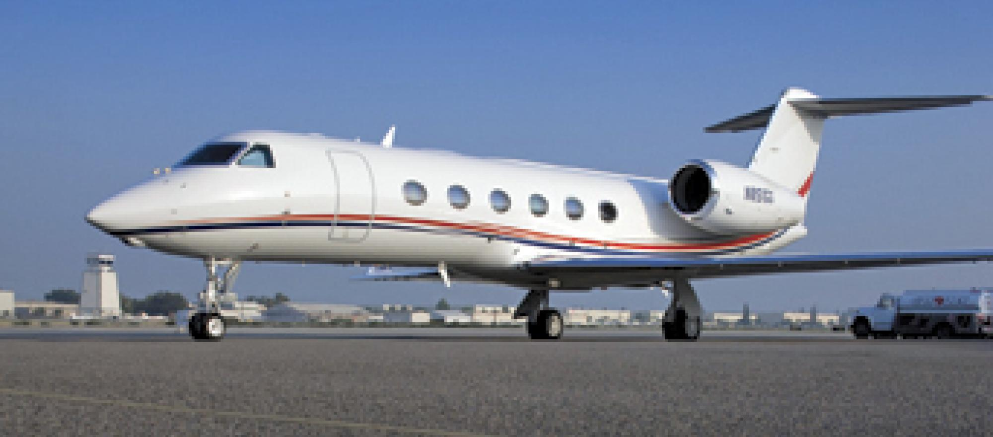 Headed for Hawaii? A specially outfitted Gulfstream G450 can take you there i