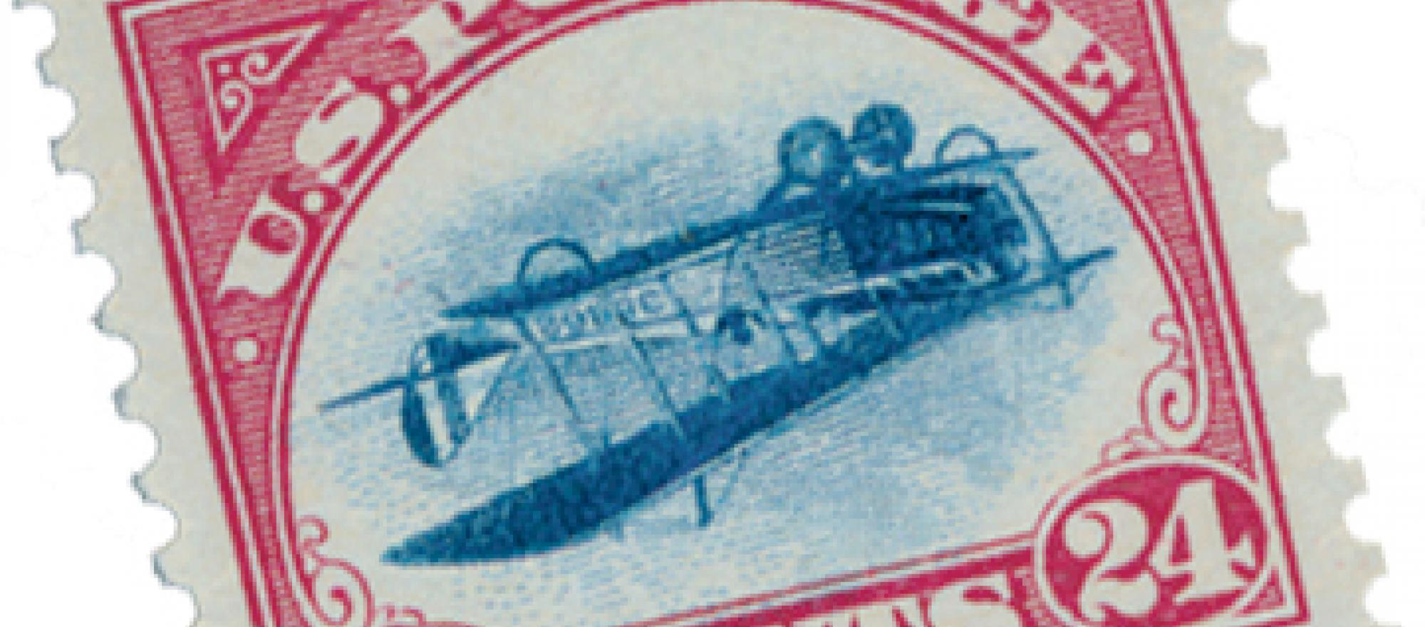 The plate block with an inverted Jenny will cost you $3 million.