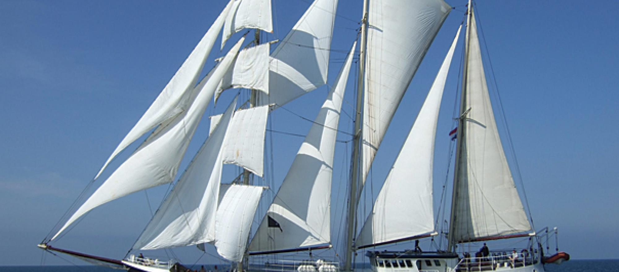 Kieler Woche is the world's largest sailing event and the largest annual fest