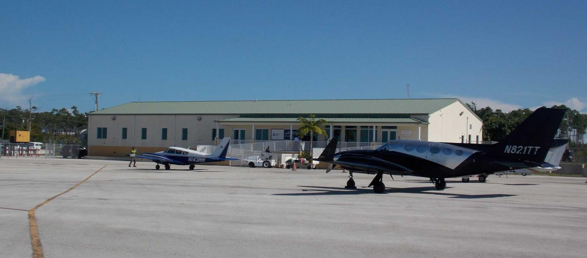 Grand Bahama International Airport