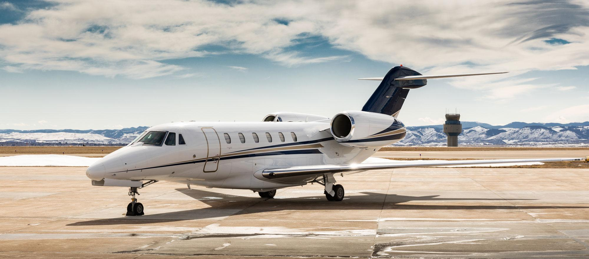 Mountain Aviation Citation X