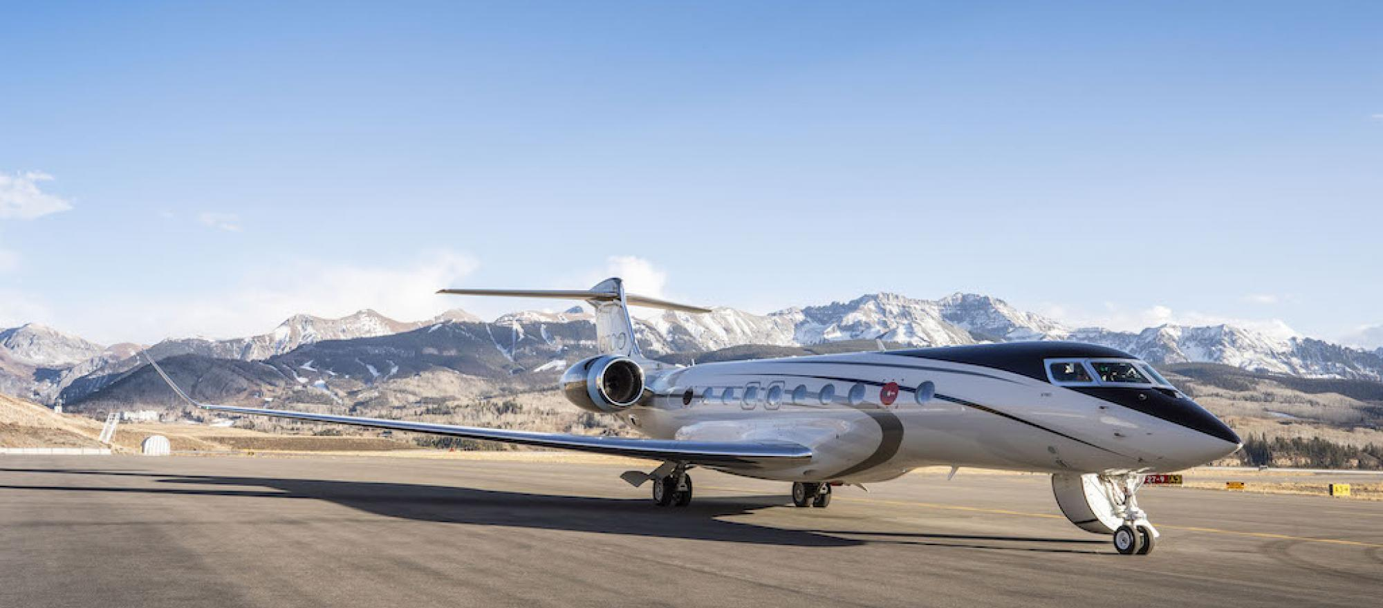 Gulfstream G700 (Photo: Gulfstream Aerospace)