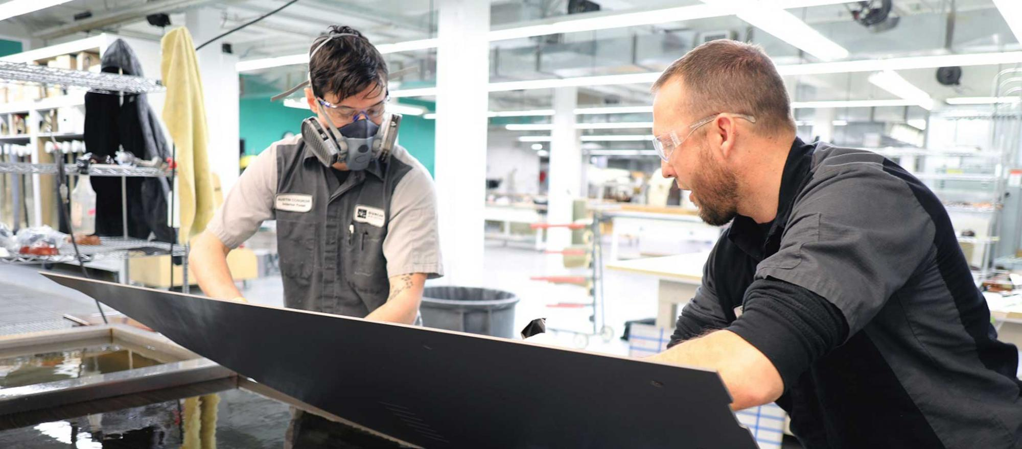 Duncan Aviation has developed new capabilities for hydrodipping .