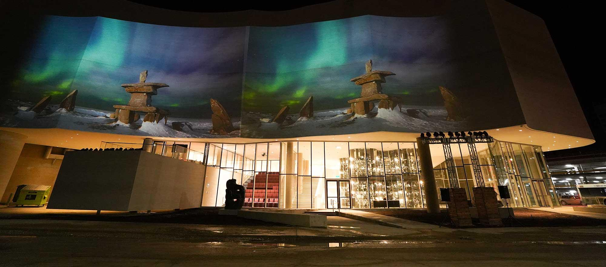 Inuit Art Museum Debuts in Central Canada Photo: Tyler Walsh/Tourism Winnipeg