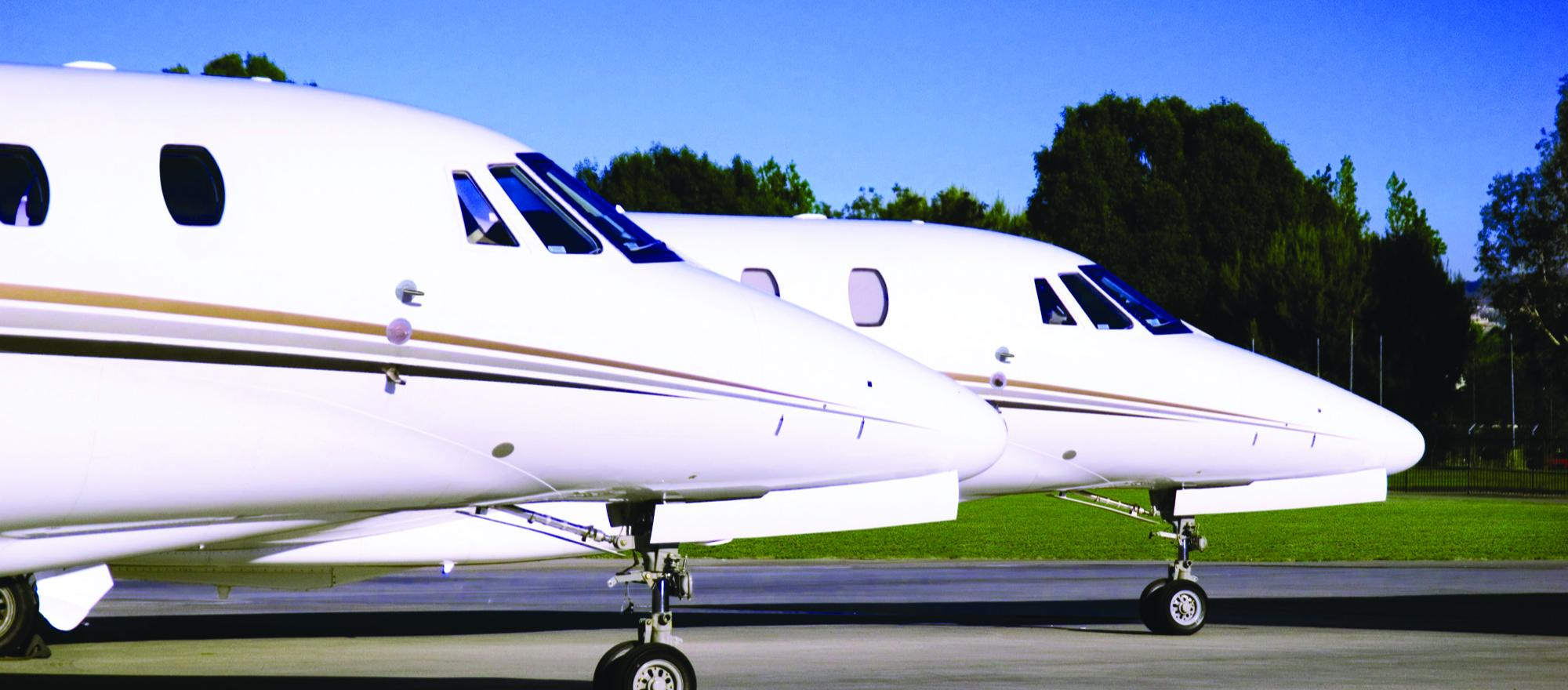 XOJet offers and Elite Access program which guarantees access to the company's all Wi-Fi-equpped fleet.
