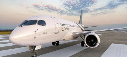 Airbus Brings A Big New Business Jet