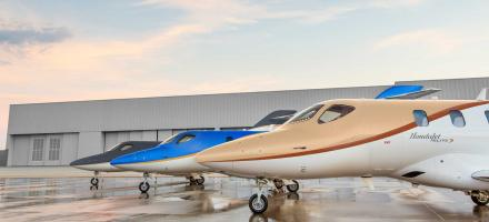 New and Upcoming Business Aircraft