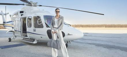 Fly Lindy Plans Helo Service Between New York and Washington, D.C., Area