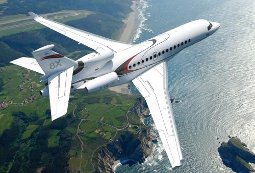 New Aircraft Preview: Falcon 8X