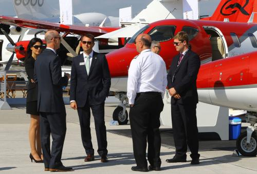 Sharing Business Jet Ownership