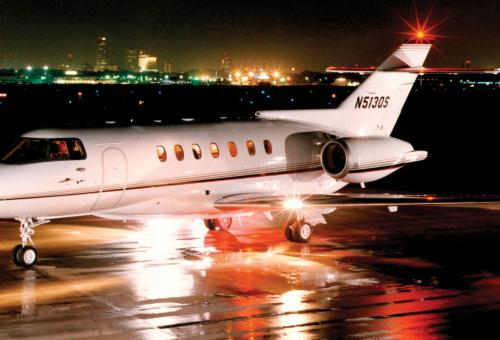 Hawker 1000A: More of a good thing