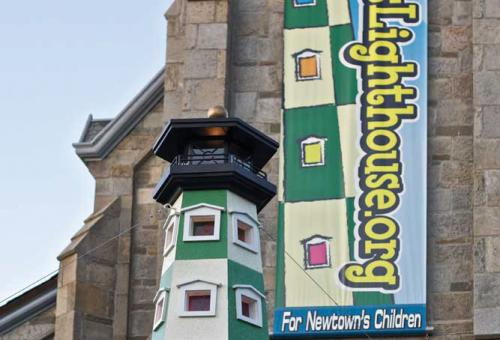 Ben's Lighthouse for Newtown's Children