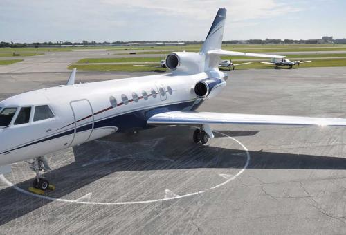 Falcon 50/50EX Photo: International Aircraft Marketing and Sales, Inc.