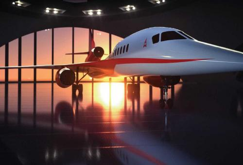 Are Supersonic Business Jets a Good Idea?