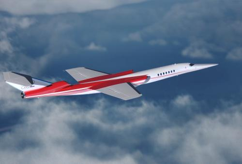 Aerion Expects to Fly First Supersonic Business Jet by 2023