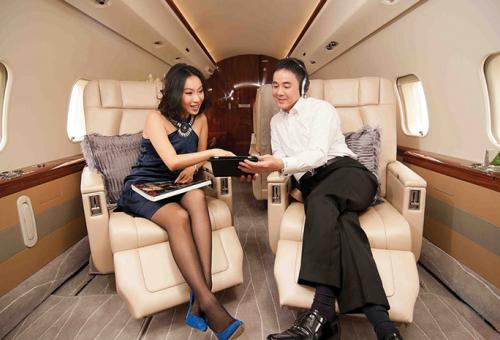 Air charter companies await takeoff in China
