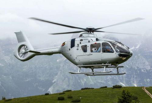 Airbus Helicopters EC135P1
