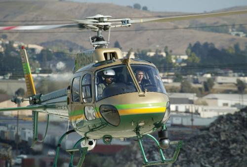 Airbus Helicopters AS350B