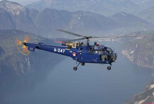 Airbus Helicopters AS/SA 319B Alouette III