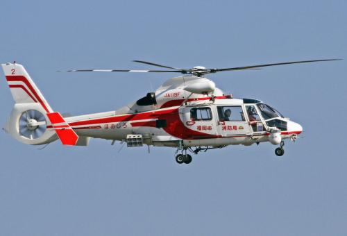 Airbus Helicopters AS365N2 Dauphin