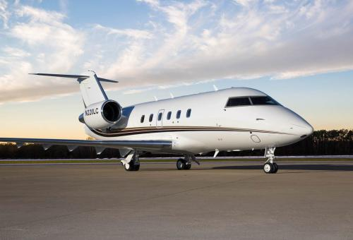 Bombardier Challenger 601-3AER