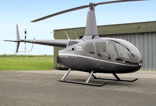 Robinson Helicopter's R66 | Business Jet Traveler