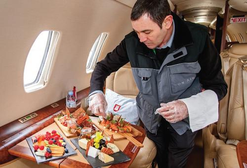 Business Aviation Caterers