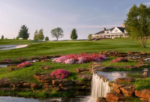 The Turning Stone Resort Club House